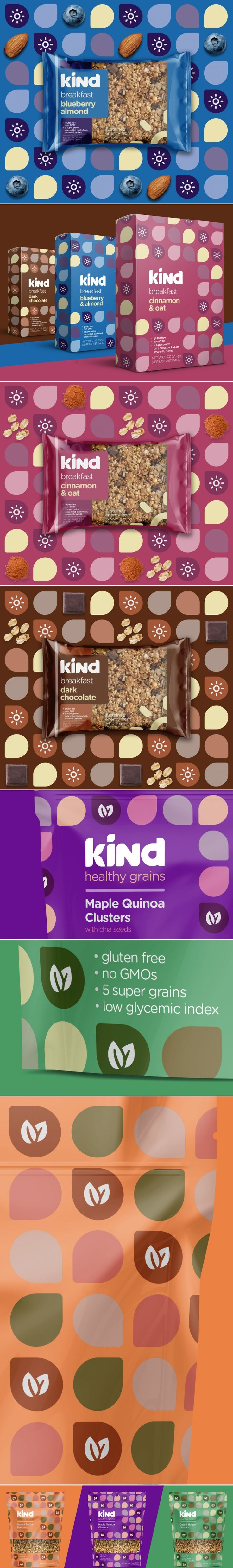 We Love This Rebranded Concept for KIND Bars — The Dieline | Packaging & Branding Design & Innovation News