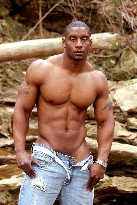 Black man | MenAnimalist | Pinterest | Black man, Sexy men