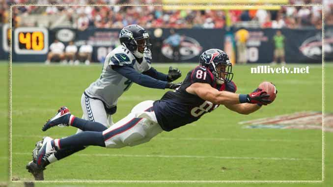 Houston Texans vs Seattle Seahawks Live Stream Teams: Texans vs Seahawks Time: 4:05 PM ET Week-8 Date: Sunday on 29 October 2017 Location: CenturyLink Field, Seattle TV: NAT Houston Texans vs Seattle Seahawks Live Stream Watch NFL Live Streaming Online The Houston Texans is a professional...