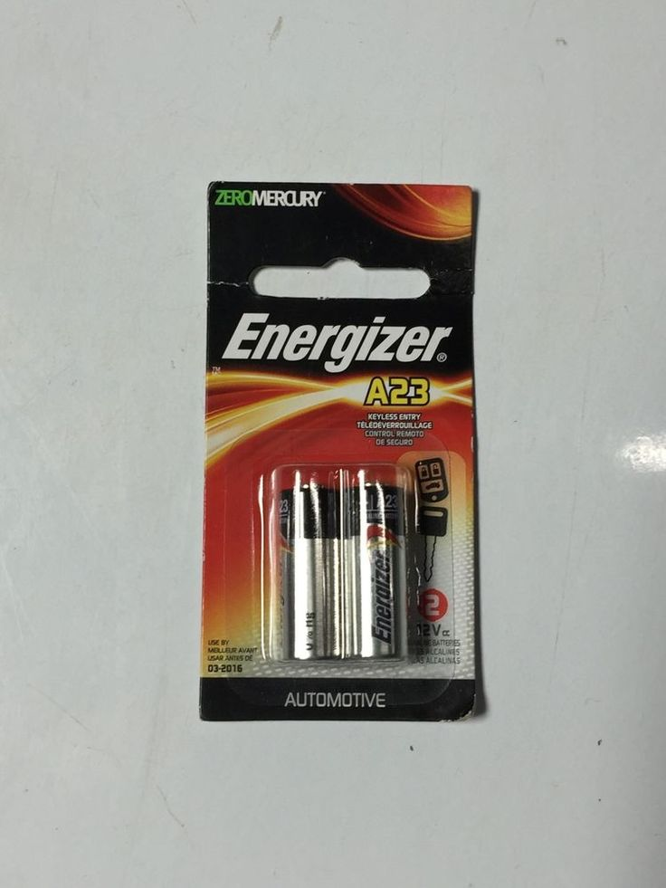 Energizer A23 Batteries 2-Pack A23BPZ-2 Lot of 8 #Energizer