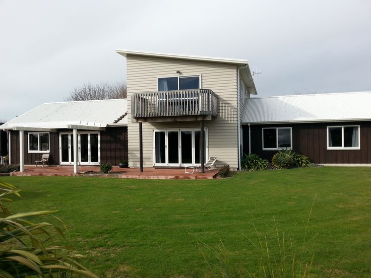 Customkit Weatherboard cladding