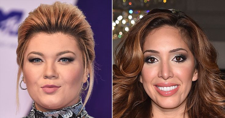 "Teen Mom OG's Amber Portwood Is Willing to Be Friends with Farrah Abraham Again: 'I'm Ready to Let Everything Go'  Amber Portwood is moving on. The Teen Mom OG star revealed to E! News' Daily Pop Wednesday that she was ""ready"" to give another try at friendship with her MTV costar Farrah Abraham. After saying Abraham has a ""very strong mind and strong opinions,"" Portwood, 27, added, ""So do I. So I think it's natural for us to clash. Plus, she's crazy."" ""We used to be friends,"" Portwoo.."