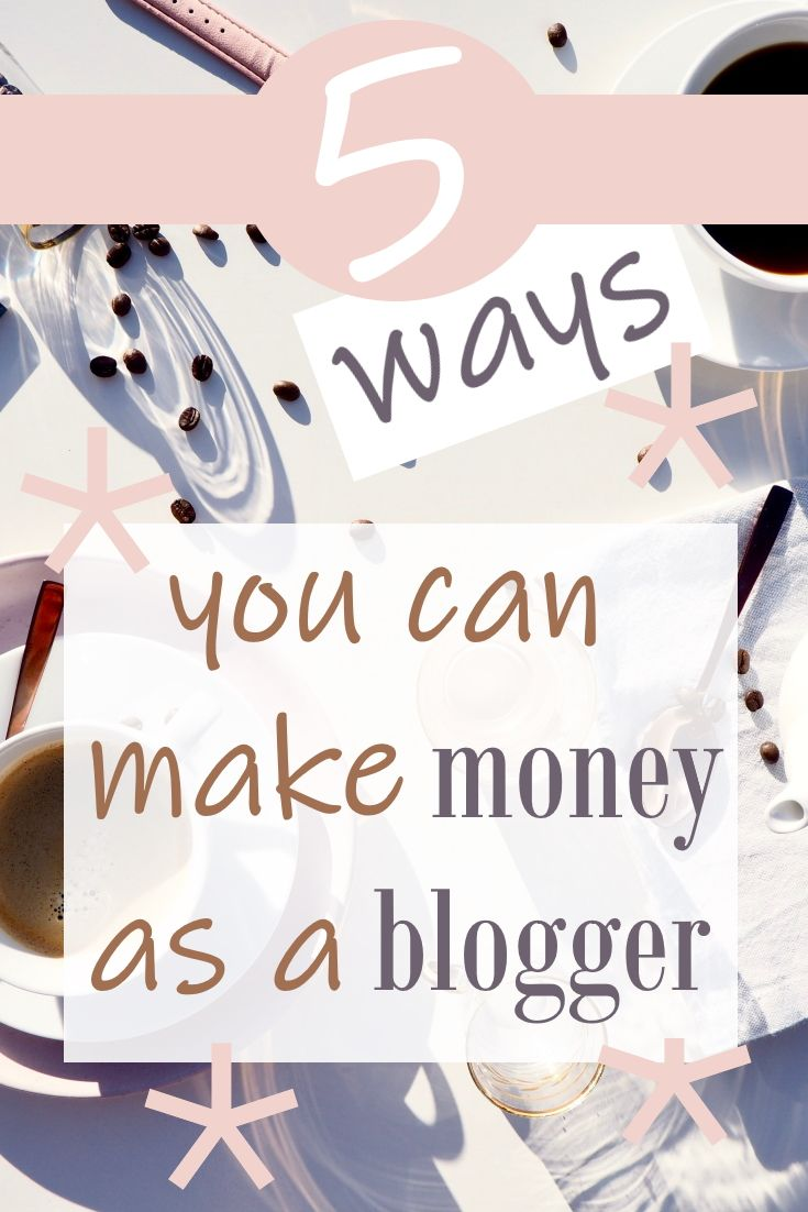 How to earn money with blogging – Personal Finance   Money Matters