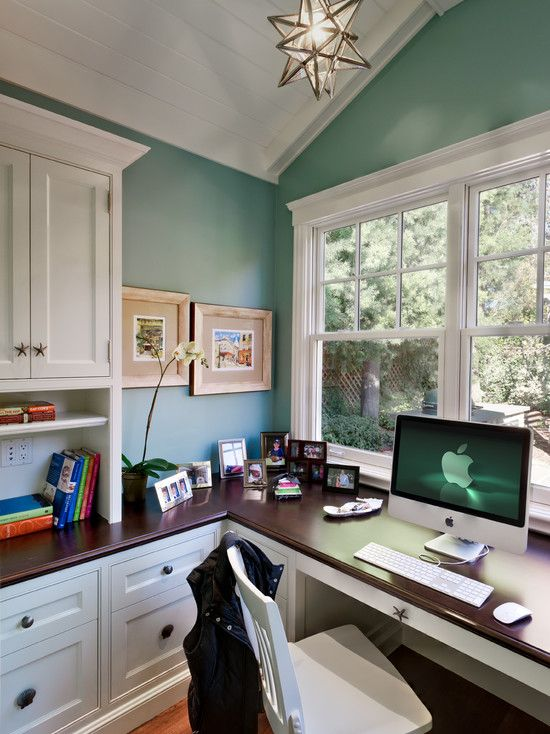 25 best ideas about home office colors on pinterest blue home office paint navy office and. Black Bedroom Furniture Sets. Home Design Ideas