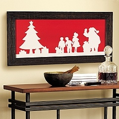 Will do.: Christmas Paper Cut, Ideas, Silhouette Art, Christmas Pictures, Christmas Papercutting, Christmas Scene, Native Scene, Christmas Silhouette, Diy Christmas Decorations