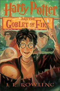 Harry Potter and the Goblet of Fire by J. K. Rowling: Worth Reading, Rowling, Books Worth, Fire Books, Comic Books, Goblet Of Fire, J K, Harry Potter Books, Favorite Books