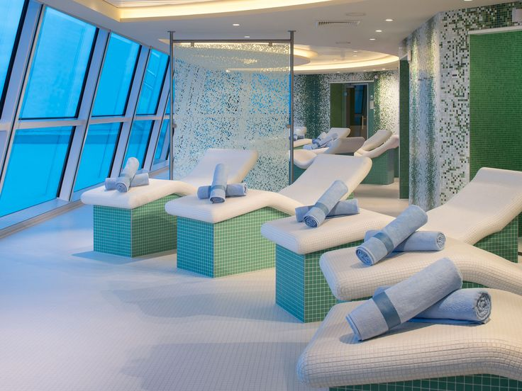 oh yeah my idea of the perfect spa week!!!  Spas at Sea: The Best in Healthy Cruises