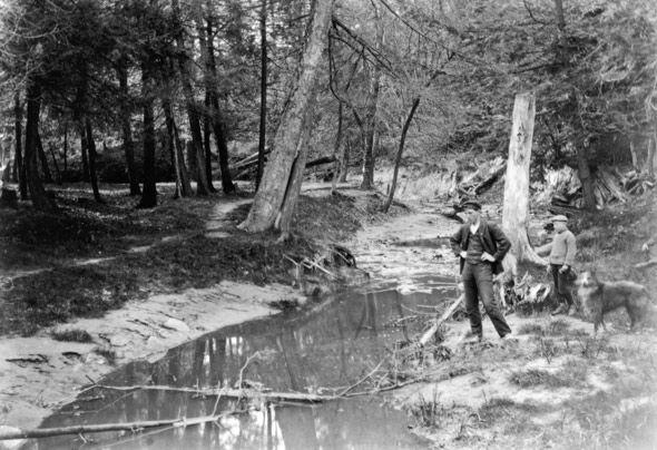 toronto garrison creek