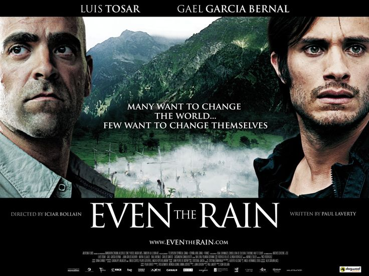 Even the Rain Trailer - on DVD and VOD now!