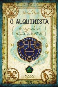 EANDBOOKS: RESENHA - O ALQUIMISTA - OS SEGREDOS DE NICOLAU FL...
