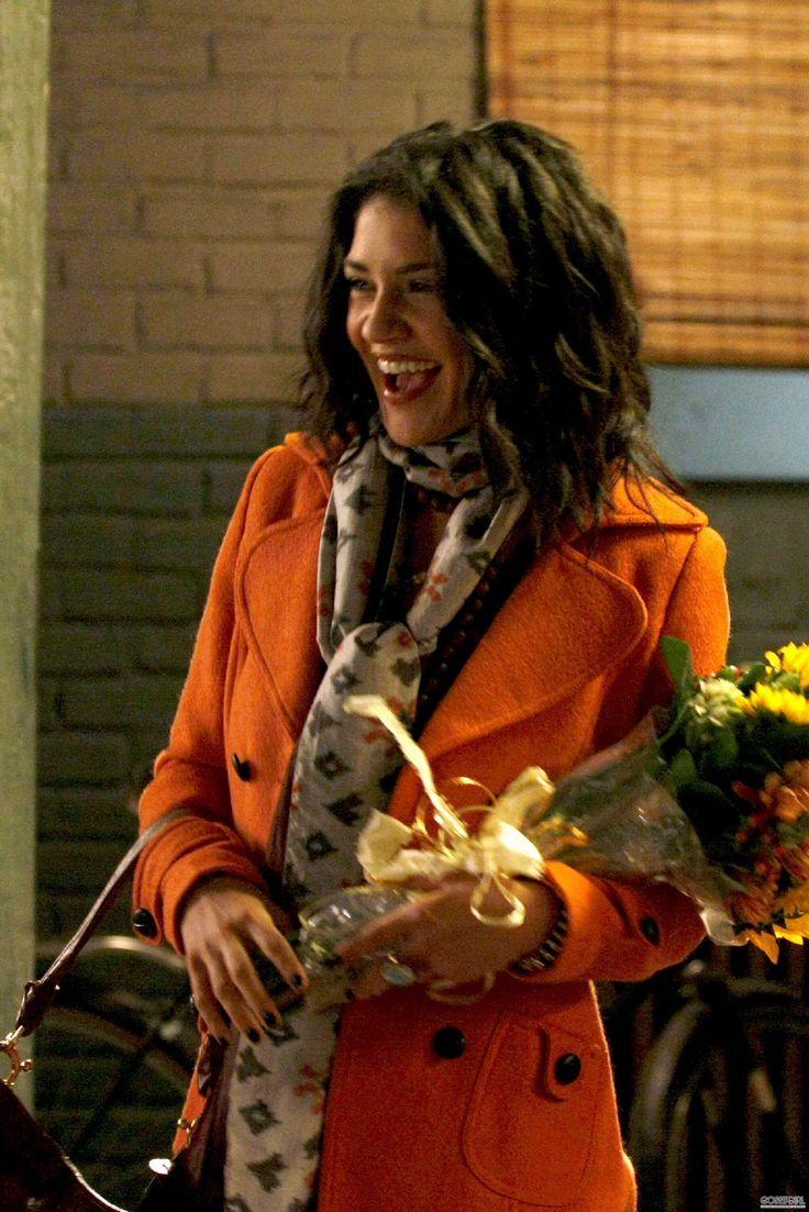 Gossip Girl Season 2. Vanessa Abrams. Hair