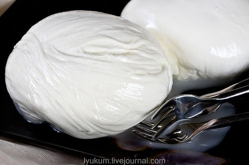 Сыроделание и реннин .Однажды в одном из англоязычных блогов мне на глаза попался рецепт свежего сыра моцарелла и я была потрясена тем, как просто его сделать в домашних условиях.…