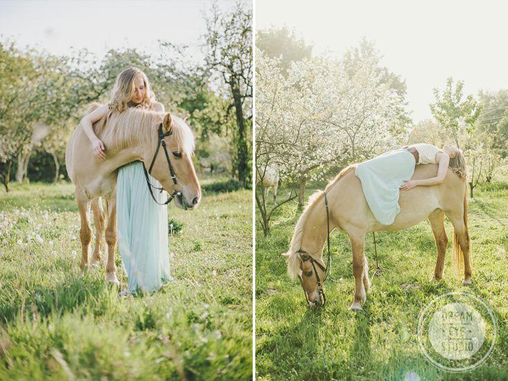 http://dreameyestudio.pl/ #dreameyestudio #horse #session #rustic #vintage #love #animal #poland #spring