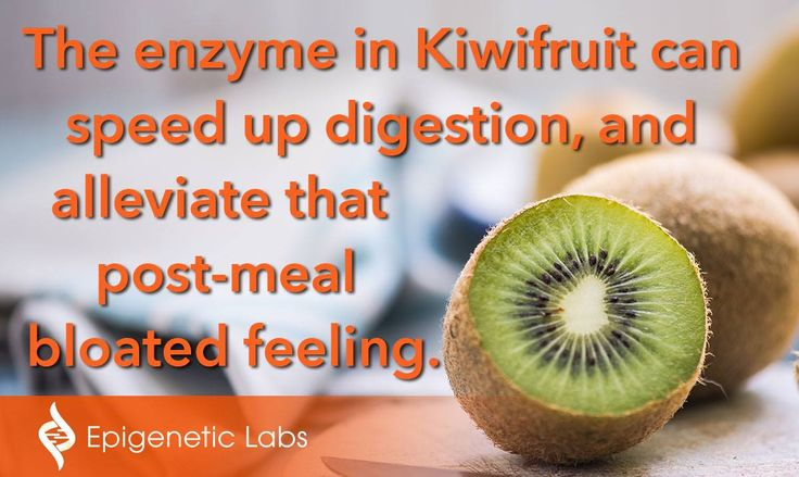 "Did you know this about Kiwifruit? ""The enzyme in Kiwifruit can speed up digestion, and alleviate that post-meal bloated feeling."" Please re-pin to help us educate others. Together we are changing the world and saving lives everyday. Join us for much more great information on The Truth About Cancer! <3"