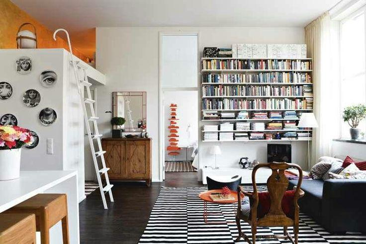 les 643 meilleures images propos de am nagement de petites surfaces sur pinterest lits. Black Bedroom Furniture Sets. Home Design Ideas