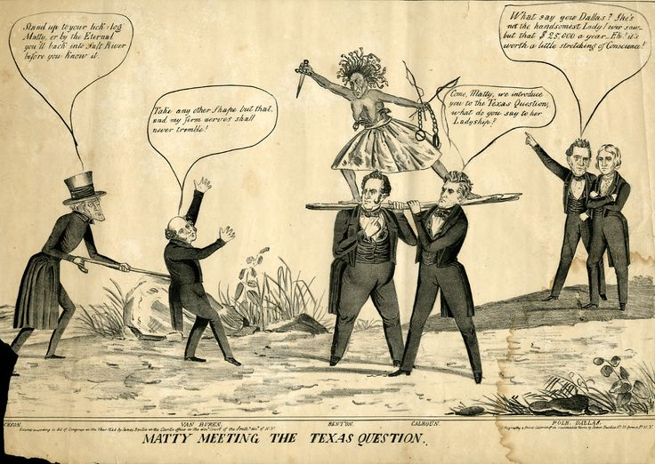 the annexation of texas and the mexican war James k polk and the us mexican war:  mexico had refused to recognize either the independence of texas or its annexation by the united states,.