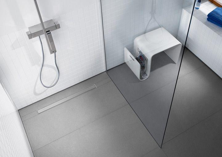 In-Drain | Platos de ducha | Soluciones ducha | Colecciones | Roca