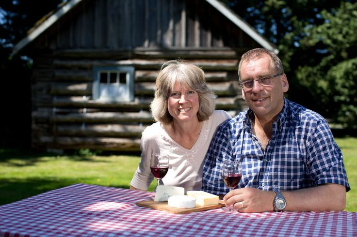 Take a family trip to Morningstar Farm.