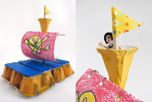 Le radeau de la méduse   La cabane à idées