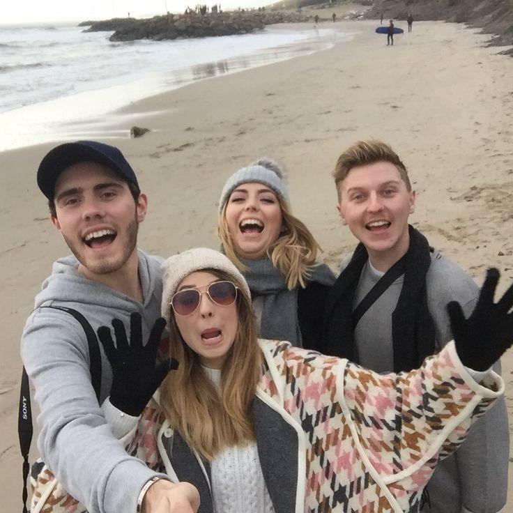 zalfie❤️ Alfie, Zoe, Poppy and Shawn