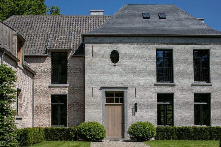 Simplicity Love: House VM, Belgium   'D' Architectural Concepts