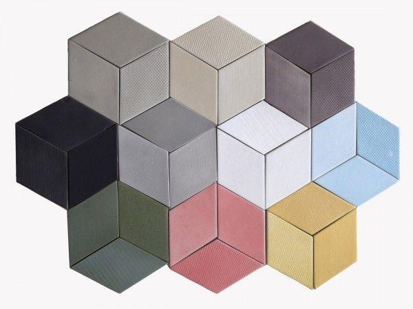 Les 17 meilleures images du tableau cr dence cuisine sur for Carrelage geometrique