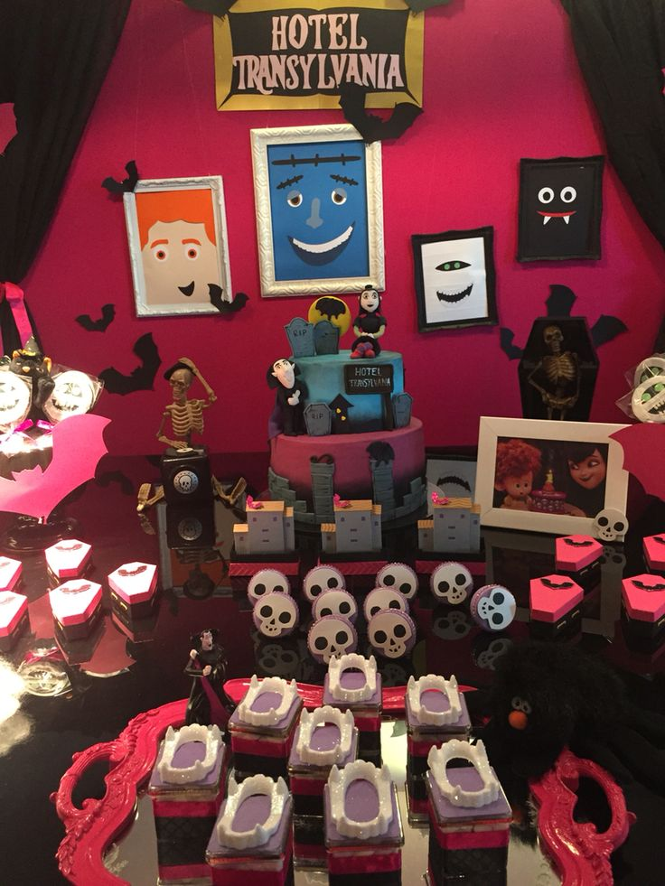 17 best ideas about hotel transylvania on pinterest for Hotel transylvania 2 decorations