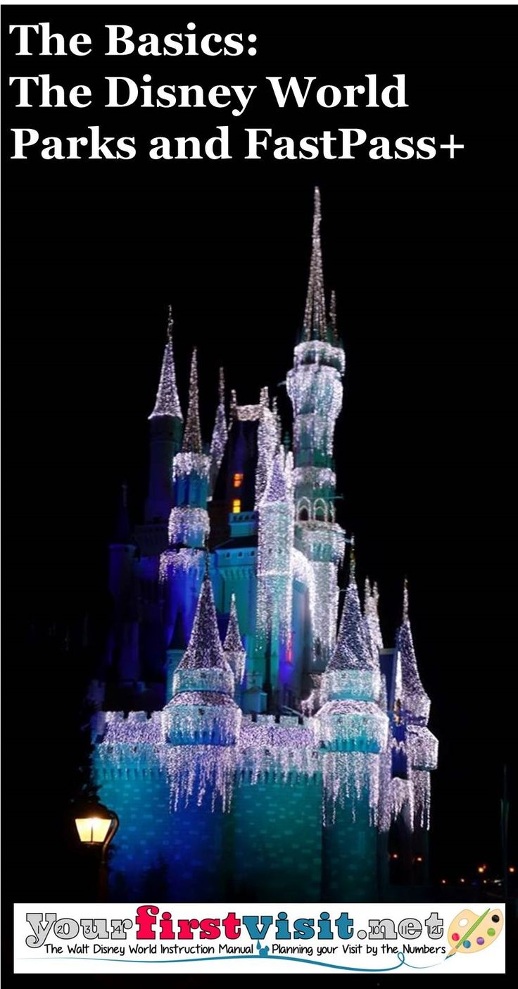 Disney World Tips | How to use FastPass+ when planning what to do on your Disney World Vacation