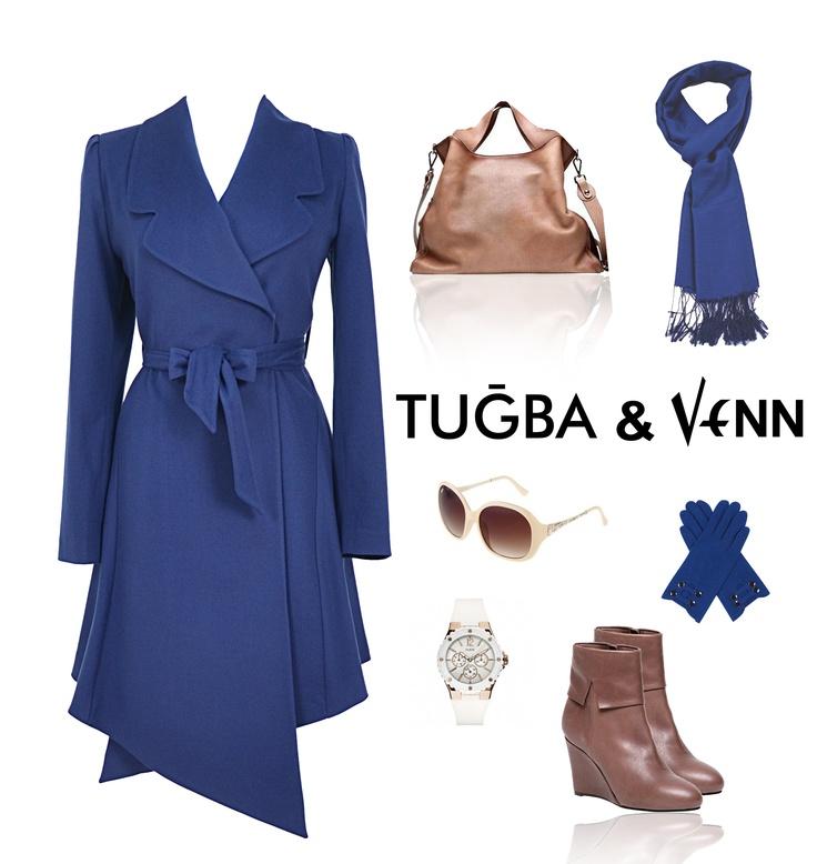 Tuğba  Venn '12-'13 Sonbahar/Kış. Hijab. #hijab #coat #scarf #tugba