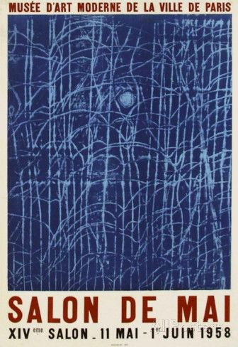¥ 51,600. 45 x 66 cmオールポスターズの マックス・エルンスト「Expo Musée D'Art Moderne Paris」コレクターズプリント