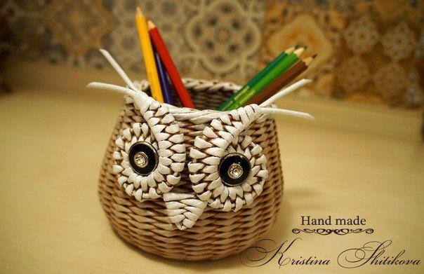 Мои работы (плетение)