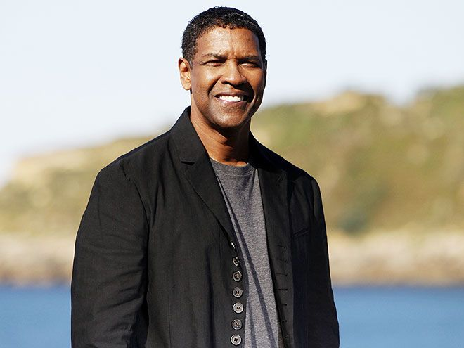 Star Tracks: Monday, September 22, 2014 | SEE-WORTHY | Squint if you see a celebrity! Denzel Washington brings star power Friday to the San Sebastian Film Festival in San Sebastian, Spain, where he promoted his latest movie, The Equalizer.