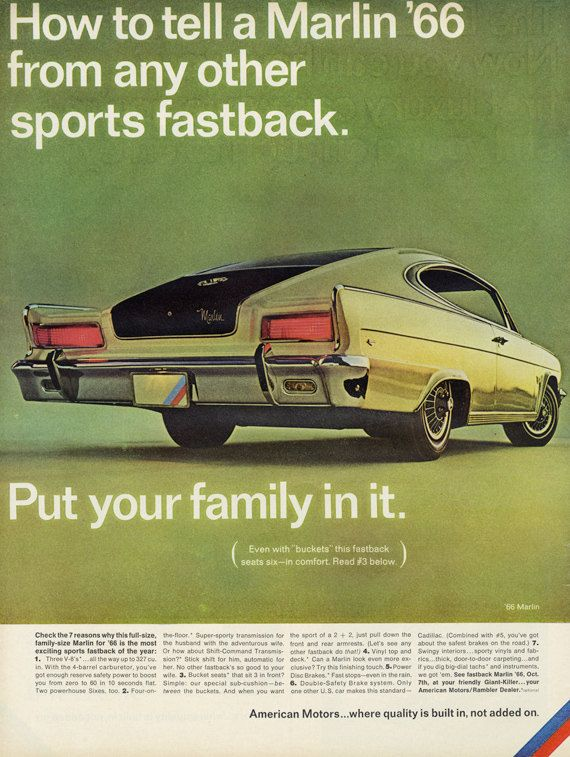1000 Ideas About American Motors On Pinterest Amc