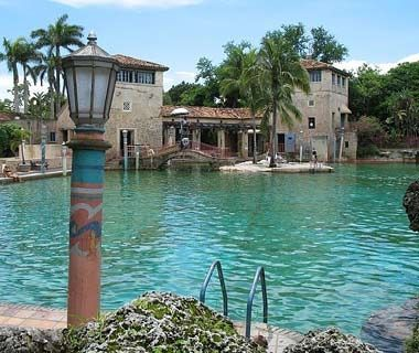 Coral Gables Venetian Pool, Coral Gables, FL - World's Coolest Pools | Travel + Leisure