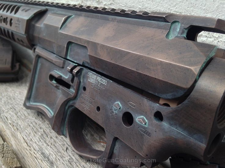 Cerakote Coatings: H-149 Copper Brown | Rifle Ideas ... - photo#3