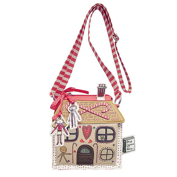 Fairytale - Hansel and Gretel Mini Bag from Totally Funky