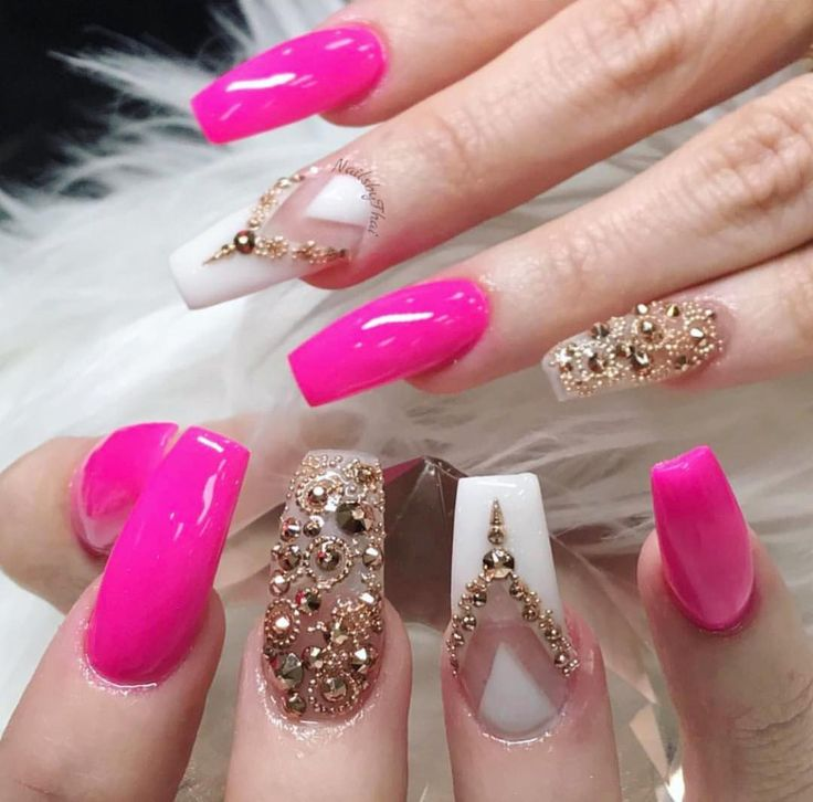 63 best Fancy Fake Nails ☆•☆ images on Pinterest | Cute nails ...