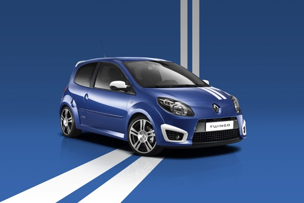 the Twingo Gordini R.S. from Renault.