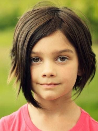 Image Result For Short Hairstyles For 9 Year Old Girl Hairstyles