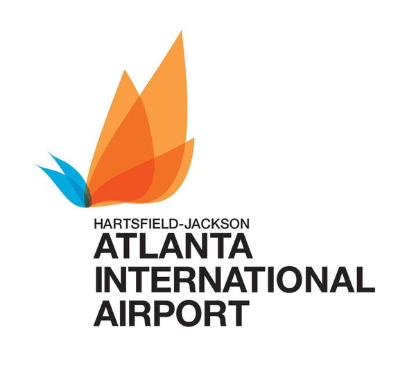 Hartsfield Jackson Atlanta International Airport: 17 Best Images About Airports Logos On Pinterest