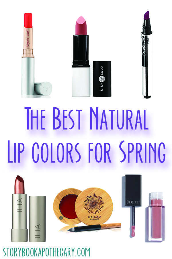 The Best Natural Lip Colors for Spring