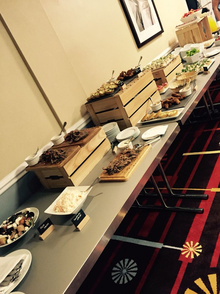 Meetings Imagine Style Lunch Food IdeasLunches