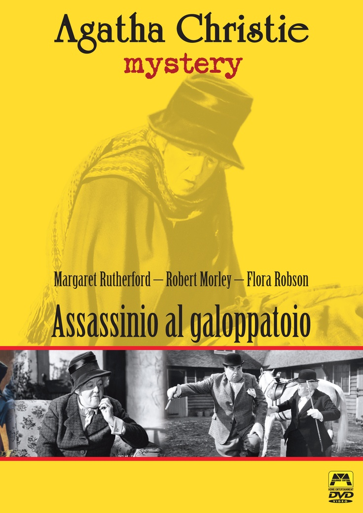 """""""Assassinio al galoppatoio"""""""