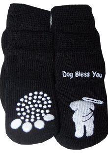Black Dog Socks