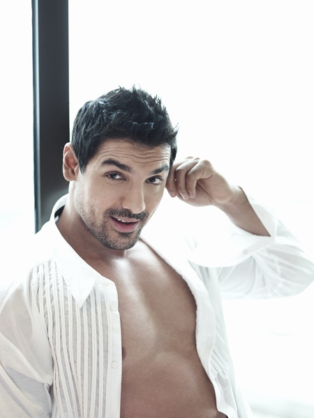The white force - John Abraham