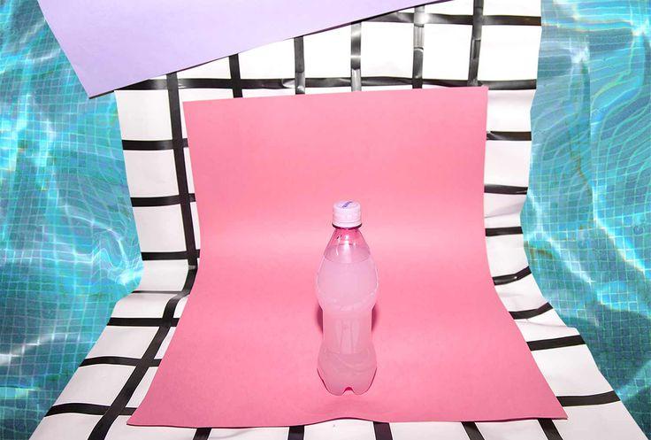 Pink Fluid - CINDY JINETTE