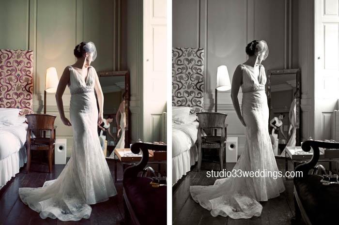 THE #dress