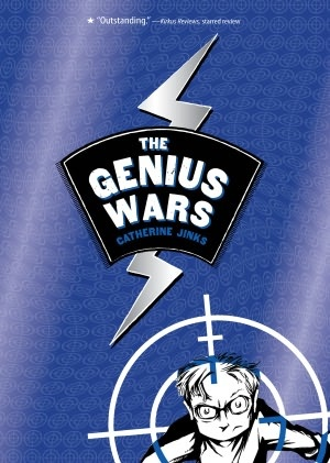 The Genius Wars by Catherine Jinks: Pdf Ebook, Genius War, 2012 Ebook, 2012 Editing, 0152066195, Catherine Zeta-Jon, War Catherine, Catherine Jink, Books 2012