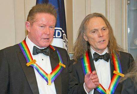 Don & Timothy at The Kennedy Center Honors artist dinner in DC 12-3- 2016. Hosted by secretary of state john kerry.