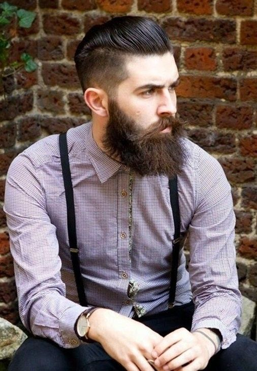 80 Best Hairstyles For Men With Beard 2018 Men S Haircuts 2018